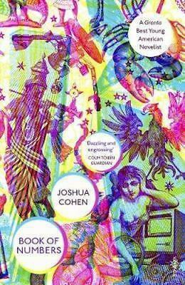 NEW Book of Numbers By Joshua Cohen Paperback Free Shipping