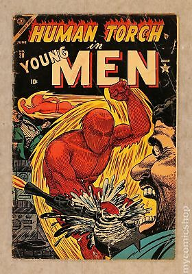 Young Men (1950) #28 FR/GD 1.5