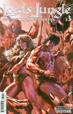 Lords of the Jungle (2016) #3A NM