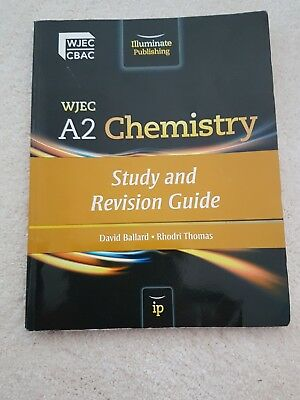 A2 chemistry study revision guide