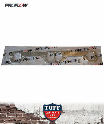 283 307 327 350 Small Block Chev V8 Proflow Extractors Exhaust Manifold Gasket
