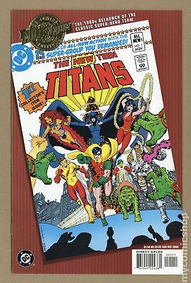 Millennium Edition New Teen Titans (2000) #1 VF/NM 9.0