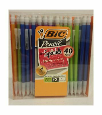 Bic Pencil - 40 Mechanical Pencils