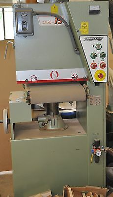 "SDM 15 Cheng Shing 15"" Wide Single Head Belt Sander 220v 3PH"
