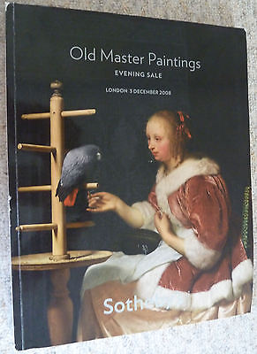 Sotheby's 03.12.2008 Old Master Paintings Evening Sale