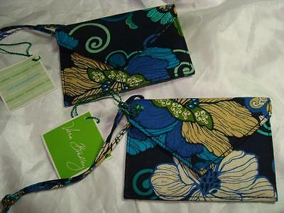 Nwt Lot Of 2 Vera Bradley Ltd Edition~Id Holder~Credit Card Holder~Free Us Ship