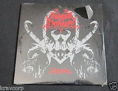 Burial Hordes 'Devotion To Unholy Creed' 2008 Advance Cd—Sealed