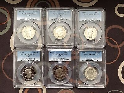 Susan B Anthony Dollar Set *Only Serious Offers Accepted*