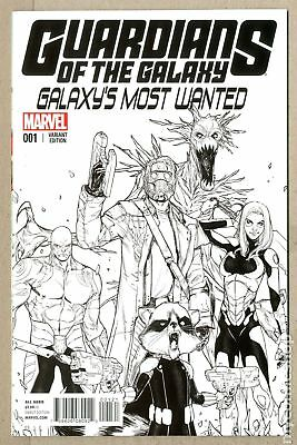 Guardians of the Galaxy Galaxy's Most Wanted (2014) #1B VF+ 8.5