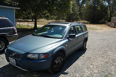 2002 Volvo XC (Cross Country)  2002 volvo V70 XC all wheel drive cross country edition
