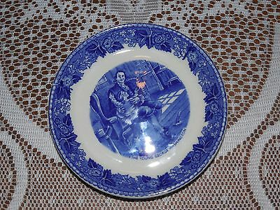 Royal Staffordshire Young George Washington England ~ I Can Not Tell A Lie 4.5""