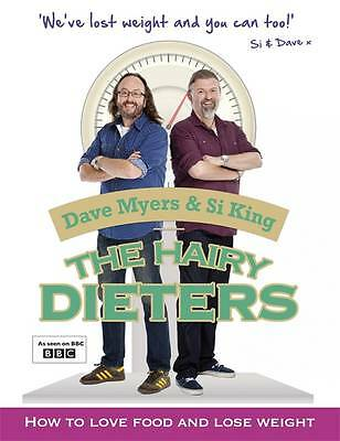 Brand New 'The Hairy Dieters: How To Love Food & Lose Weight' Cook Book!!