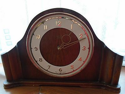 Smiths 8 Day Mantel Clock