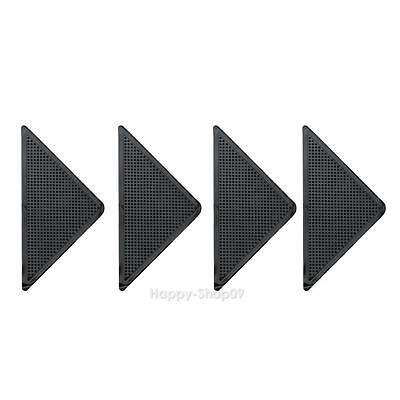 4pcs Carpet Non Slip Mat Tri Sticker Hot Sale Practical v#h9