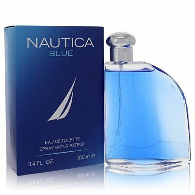 Nautica Nautica Blue Eau De Toilette Spray 100ml Mens Cologne