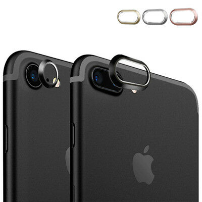 For iPhone 7/7Plus Rear Back Camera Protector Protective Lens Case Ring Cover