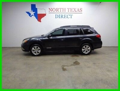 2010 Subaru Outback Limited Sunroof Leather Heated Seats 1 Texas Owner 2010 Limited Sunroof Leather Heated Seats 1 Texas Owner Used 2.5L H4 16V SUV