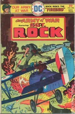 Our Army at War (1952) #286 VG/FN 5.0 LOW GRADE