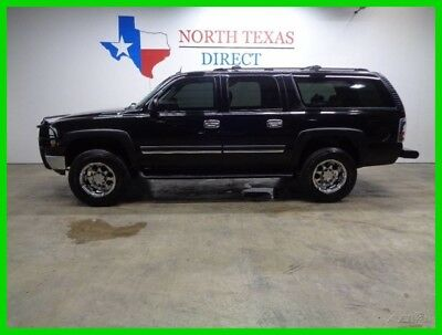 2004 Chevrolet Suburban LT 2500 2WD Leather Heated Seats Sunroof TV DVD 2004 LT 2500 2WD Leather Heated Seats Sunroof TV DVD Used 6L V8 16V Automatic