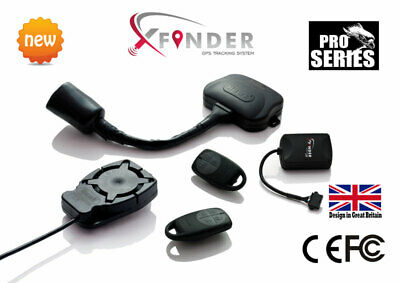 Motorcycle Motorbike Alarms & Immobiliser With Gps/Gsm Text Alert Tracker