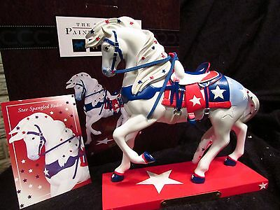 TRAIL OF PAINTED PONIES Star Spangled Rodeo #4046344 Western Horse  NIB!