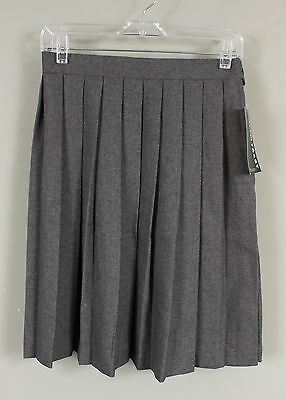 French Toast Girls 20 Gray Pleated Skirt School Uniform