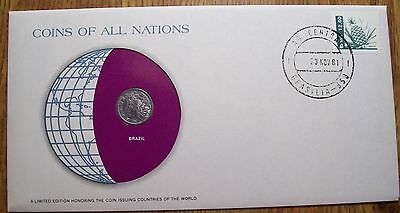 Coins Of All Nations  -   Brazil