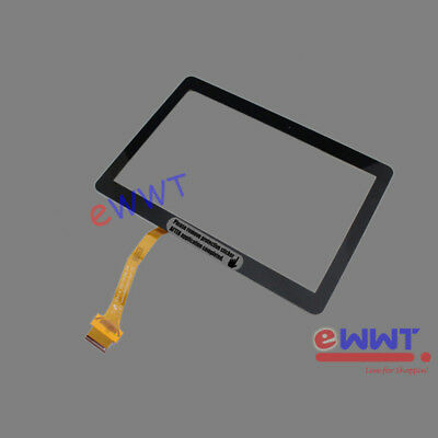 for Samsung Galaxy Note 10.1 N8010 * Black Touch Screen Digitizer Glass OQLT470