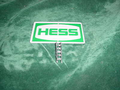 1967-1974  Hess Toy Trucks Parts Chrome Replacement Ladder For Collectible Toys