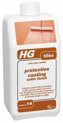 HG Hagesan Golvpolish (Satin Gloss Polish) 1 lt
