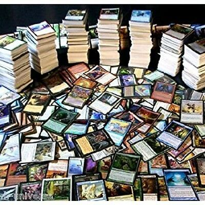 500 MTG Card Lot - FOILS - RARES - UNCOMMONS - COMMONS - Magic: The Gathering
