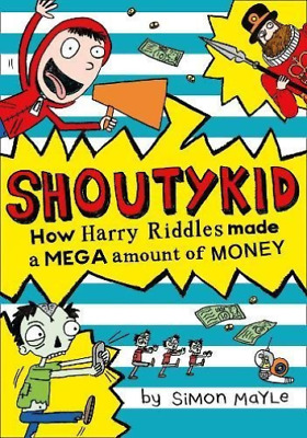 How Harry Riddles Made A Me_Pb  (UK IMPORT)  BOOK NEW