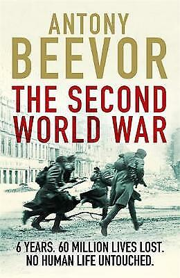 The Second World War, Beevor, Antony, New