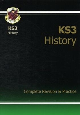 KS3 History Complete Study & Practice (with online edition): Comp...