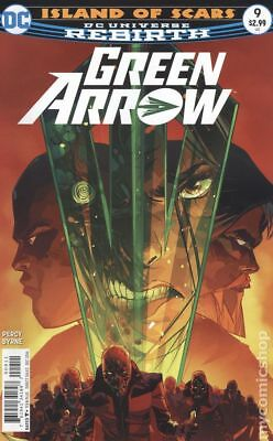 Green Arrow (2016 5th Series) #9A NM