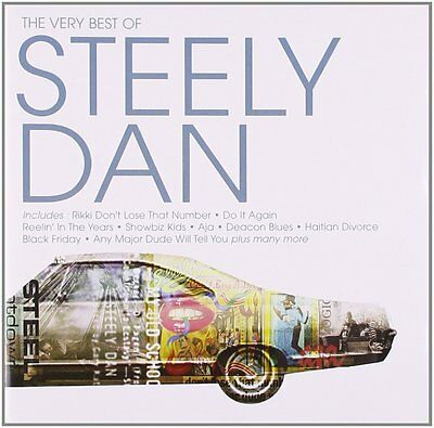 STEELY DAN THE VERY BEST OF 2 CD (Greatest Hits)