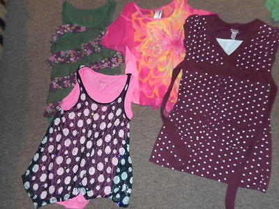 Girls Top Lot Size 12 All Made By Justice  Bts  Look