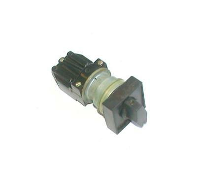 General Electric   Zb2-Be101   Black 3-Position  Selector Switch  Spring Return