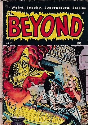 The Beyond   # 30  1955    Golden Age Horror