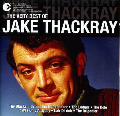 The Very Best Of Jake Thackray-Folk, World, & Country