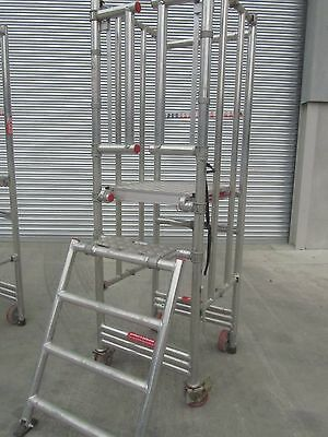Scaffold Podium 163 40 00 Picclick Uk