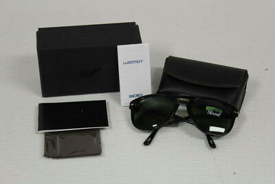 Persol Men's Sunglasses Polarized Black   714
