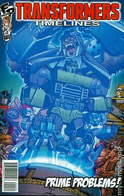 Transformers Timelines (2006) #11 NM