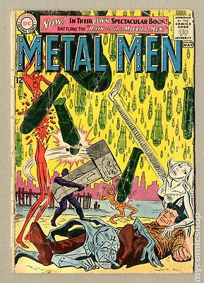 Metal Men (1963 1st Series) #1 FR 1.0