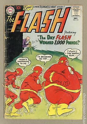 Flash (1959 1st Series DC) #115 FR 1.0