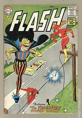 Flash (1959 1st Series DC) #121 GD 2.0