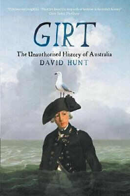 NEW Girt  By David Hunt Paperback Free Shipping