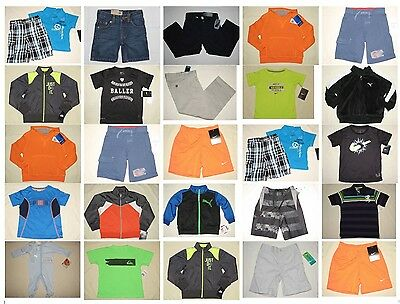 NWT 100 Infant Todder Boy Clothing Resale Lot Preemie to 7X