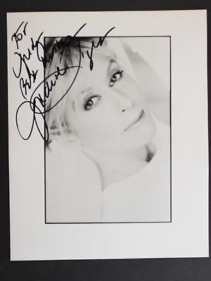 ACTRESS JUDITH LIGHT (WHO'S THE BOSS) AUTOGRAPH 8 x 10 PHOTO~