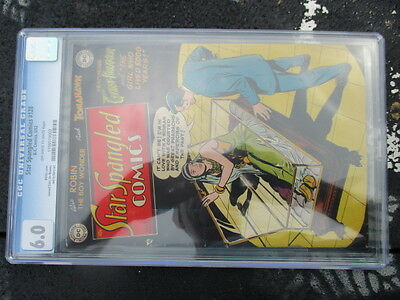 Star Spangled Comics CGC 6.0 Robin